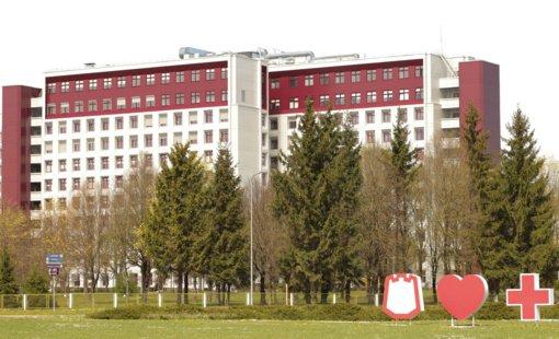 Santaros klinikos: gydomi 154 pacientai, atraminėse ligoninėse – 351