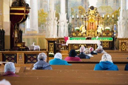 Karantino rekomendacijos įsigaliojo ir Panevėžio vyskupijos bažnyčiose