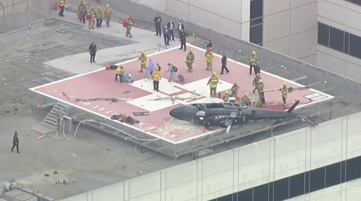 Dramatiška persodinimui skirtos širdies gabenimo istorija: sraigtasparnio avarija ir ant žemės mediko išmestas organas