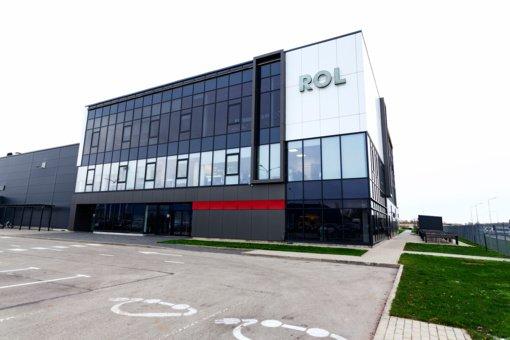 """""""ROL Lithuania"""" švenčia: nuo įmonės veikos pradžios Šiauliuose – 15 metų (vaizdo įrašas)"""