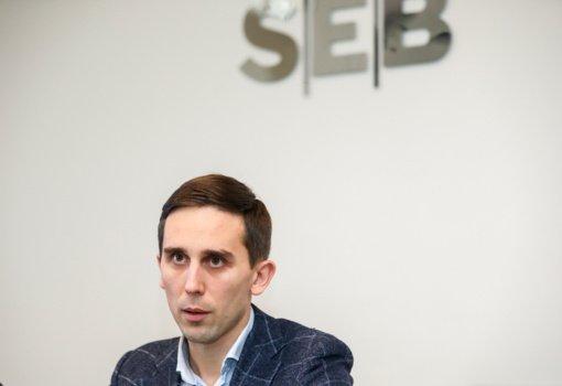 SEB bankas atnaujino prognozes: šiemet Lietuvos ekonomika smuks 1,5 proc.