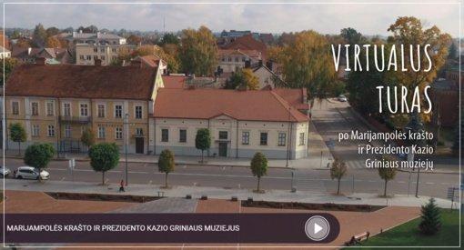 Marijampolės muziejai – virtualiame ture!