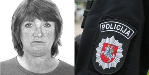 Policija ieško dingusios zarasiškės