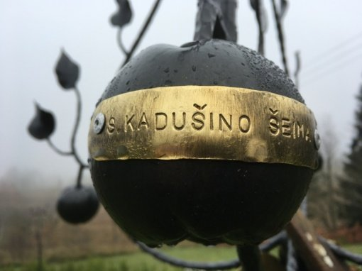 Litvakų atminimo sode įamžinti Raseinių krašto žydai