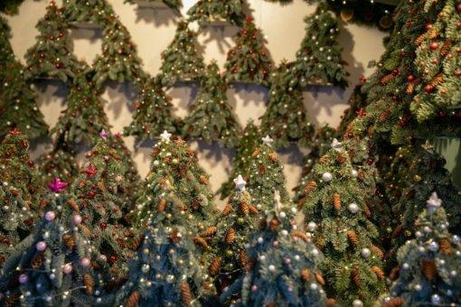 Sostinės Kalėdų miesteliai šiemet keliasi į internetą