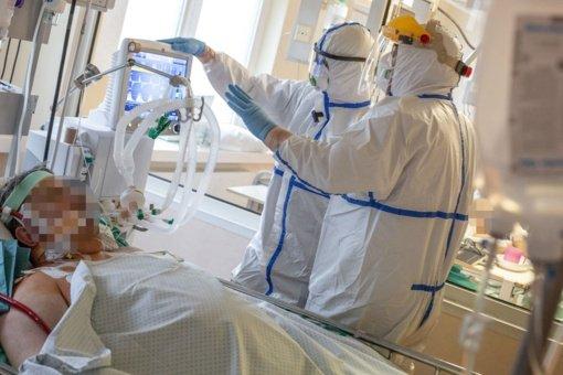 Nuo koronaviruso mirė 40–99 metų žmonės