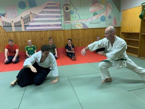 """Aikido centrą įkūręs vaiko teisių gynėjas Vilmantas: """"Suaugusius mokau neutralizuoti agresiją, o vaikus – pasitikėti savimi"""""""