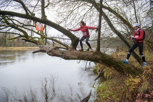Vilnius juda: virtualios orientavimosi varžybos, išskirtinis bėgimas ir 100 kilometrų takas