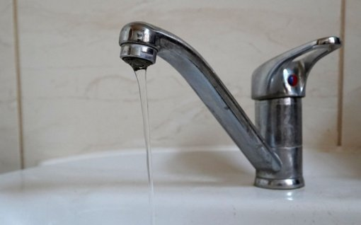 Kretingoje nutrūko vandens tiekimas