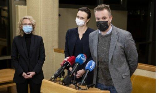 Konservatorių frakcijos seniūnu išrinktas G. Landsbergis