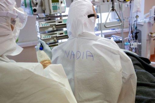 Latvijoje – rekordinis COVID-19 atvejų paros prieaugis, mirė 7 užsikrėtusieji