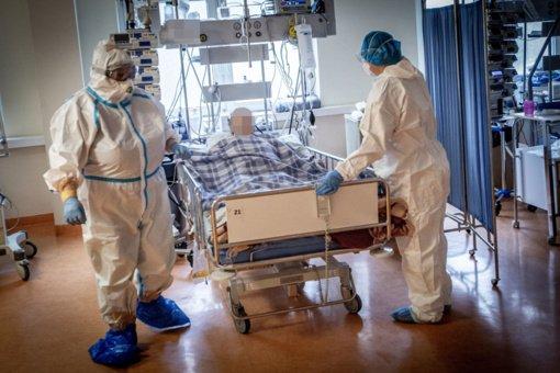 Santaros klinikos: gydomi 160 pacientų, atraminėse ligoninėse – 278