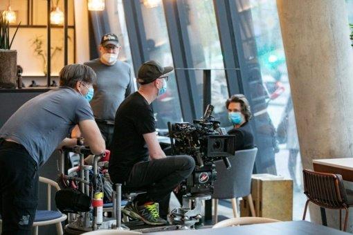 Suplanuotų filmavimo darbų metu – trumpalaikiai eismo ribojimai