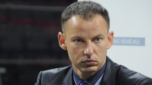 """""""Dzūkijos"""" treneris stos prieš teismą dėl Klaipėdoje dingusių pusės milijono eurų"""