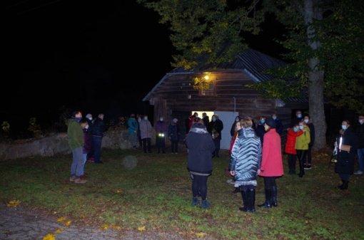 Vyžuonos gyvena Lietuvos mažosios kultūros sostinės dvasia