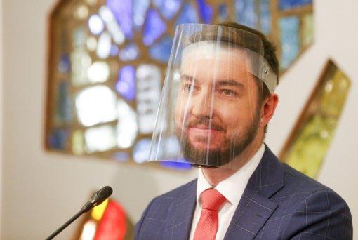Laisvės partija į Seimo vicepirmininko pareigas siūlo V. Mitalą