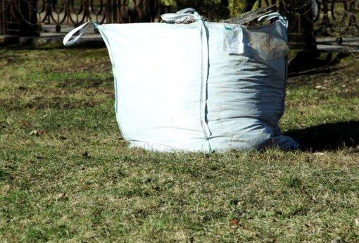 Žaliųjų atliekų tvarkymas rudenį