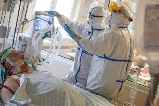 Panevėžio ligoninėje dėl koronaviruso gydomi 93 žmonės