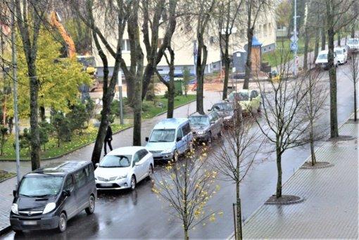 Kurortuose – brangesnis parkavimas, daugiau patogumų dviratininkams