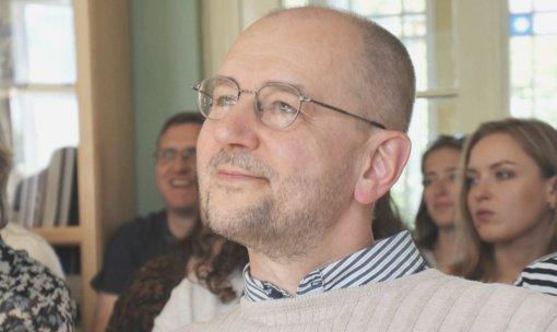 Vytauto Kubiliaus premija skirta literatūrologui Vigmantui Butkui