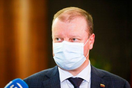 S. Skvernelis pasakė, ką mano apie R. Karbauskio pasitraukimą: tai ženklas valdantiesiems