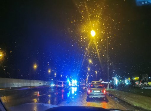 Magistralėje Vilnius-Klaipėda ties Kaunu mirtinai sužalota pėsčioji