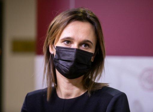 V. Čmilytė-Nielsen: Seimas grįš prie statuto pakeitimo dėl nuotolinio darbo