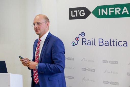"""""""Rail Baltica"""" linijoje planuojami trys regioniniai maršrutai: aiškėja, kur stos traukiniai"""