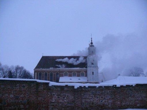 Nuteistiesiems dėl gaisro Tytuvėnų bažnyčioje – beveik 3 mln. eurų ieškinys