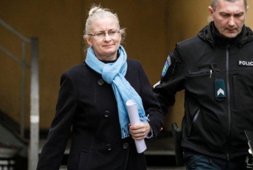 Teismas atmetė N. Venckienės prašymą leisti nesiregistruoti policijoje