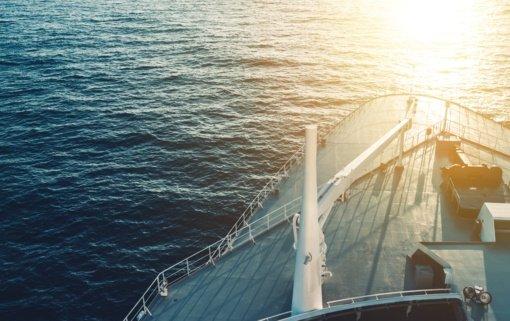 Baltijos jūroje ant seklumos užplaukė suomių keltas su beveik 430 žmonių
