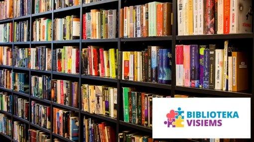 Viešosios bibliotekos atsiveria lankytojams, turintiems autizmo sutrikimų