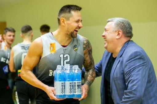 """""""TOPsport–RKL"""": pirmoji Prienų pergalė ir lyderių kluptelėjimai"""