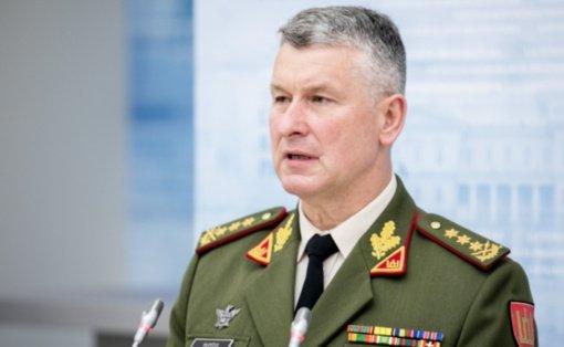 Kariuomenės vadas ramina žemaičius: kariniam poligonui bus ieškoma naujos vietos