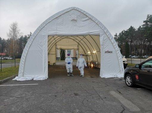 Per tris dienas Jurbarko rajone patvirtinti 22 nauji COVID-19 atvejai