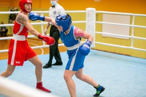 Lietuvos bokso čempionate – įspūdingos Panevėžio rajono sportininkų pergalės