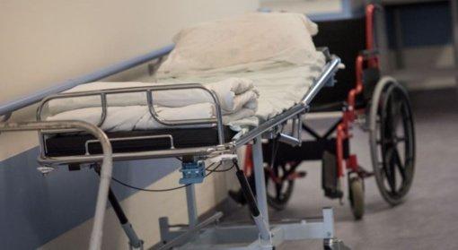 Nuo COVID-19 mirė 40–99 metų pacientai