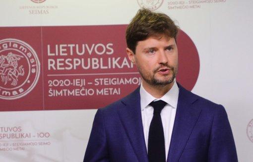Seimas grąžino biudžeto projektą tobulinti Vyriausybei
