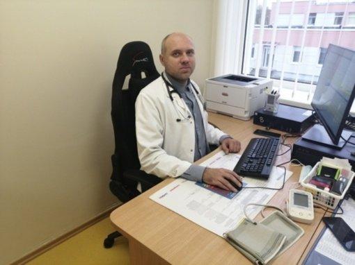 Radviliškio rajono pirminės sveikatos priežiūros centre –  nauji gydytojai