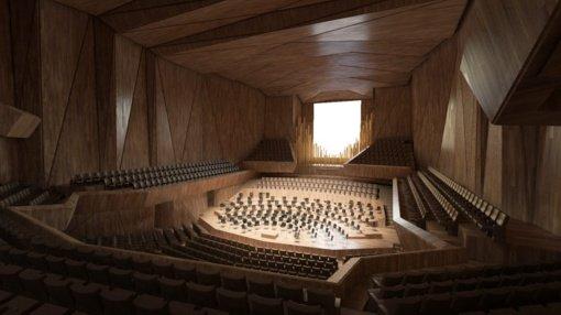 Pasirašyta sutartis dėl Nacionalinės koncertų salės projektavimo