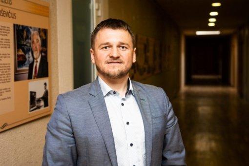 Panevėžio savivaldybės taryba atleis jau nedirbantį vicemerą, balsuos dėl naujo