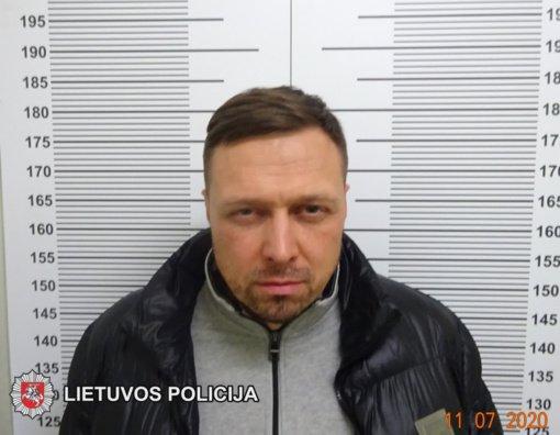 Vilniaus policija sučiupo automobilių vagį, ieško nuo jo nukentėjusių