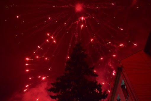 Raseinių miesto eglės įžiebimo šventė – virtualioje erdvėje