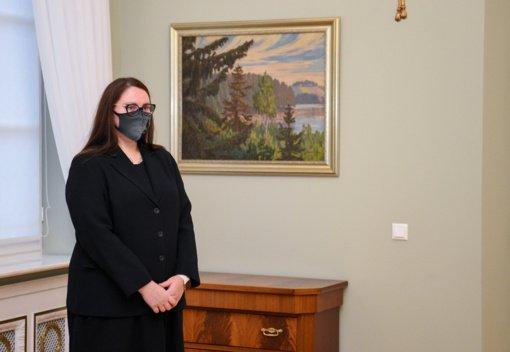 Prezidentūra: E. Dobrovolska prezidentui atrodo ryžtinga, tačiau kilo klausimų dėl kandidatės patirties