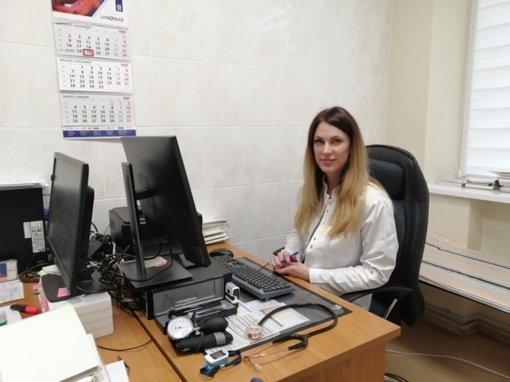 Radviliškio rajono pirminės sveikatos priežiūros centre – nauja gydytoja