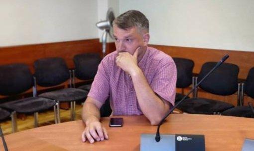 """VšĮ """"Aukštaitijos siaurasis geležinkelis"""" direktorius iš pareigų nebesitraukia"""