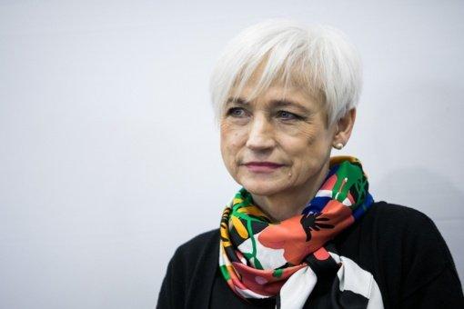 Literatūrinė Vlado Šlaito premija skirta Birutei Jonuškaitei