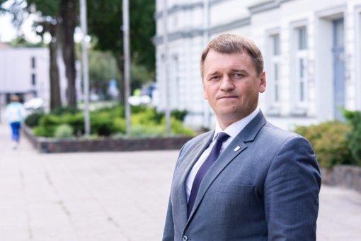 Panevėžio miesto vicemeru išrinktas L. Jagminas