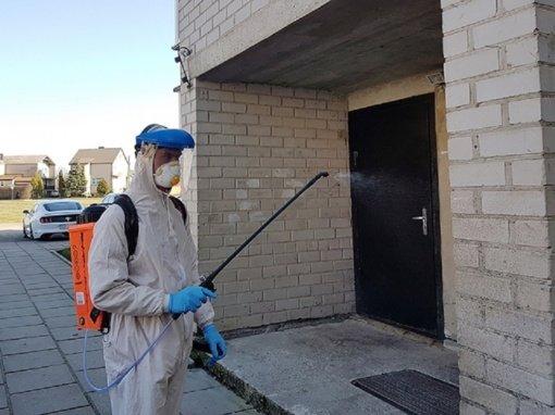 Daugiabučių dezinfekcija – pagal poreikį
