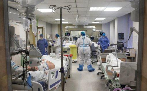 Ligoninėse gydoma 1940 COVID-19 pacientų, 139 iš jų – reanimacijoje